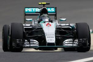 Mercedes dominiert in Sao Paulo