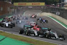 Rosberg sichert sich Vize-WM