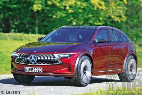 Mercedes ELC (2018): Vorschau