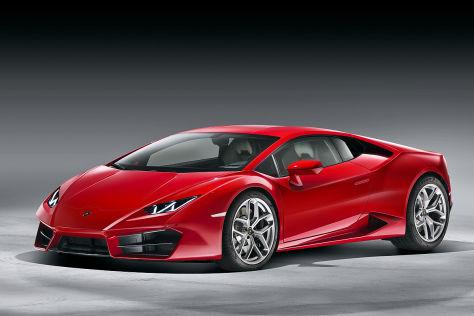 Lamborghini Huracán LP 580-2: Vorstellung