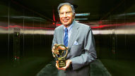 Goldenes Ehrenlenkrad für Ratan Tata