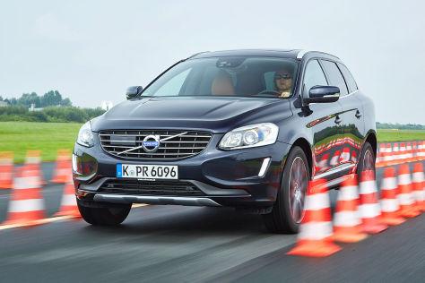 Werkstatt-Test 2015: Volvo