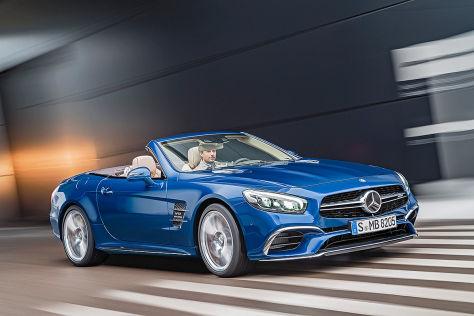 Mercedes-AMG SL: Vorstellung