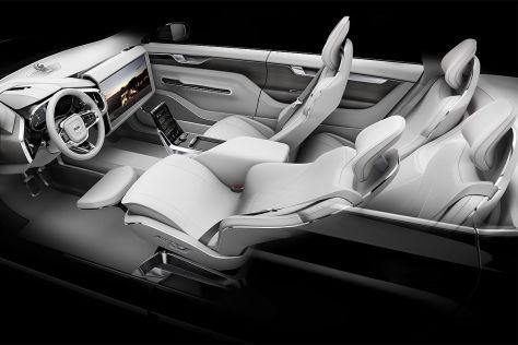 Volvo Cars Concept 26 (LA Auto Show 2015): Vorstellung