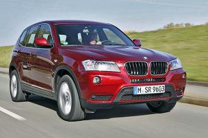 BMW X3 II: Gebrauchtwagen-Test