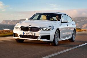 So fährt der BMW 6er GT