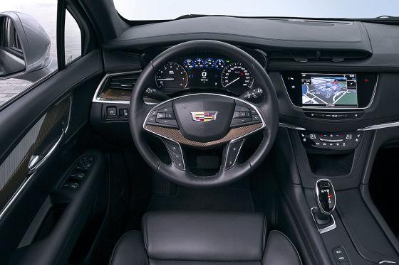 Der Start von Cadillacs SUV-Offensive