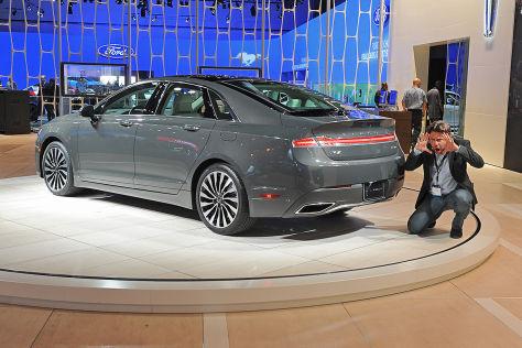 LA Auto Show 2015: Gefällt/Gefällt nicht