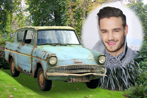 """One Direction""-Star Liam Payne kauft Harry Potters Auto"
