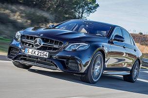 Mercedes-AMG E 63 S 4Matic+ (2017): Vorstellung und Preis