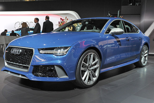 Video Audi Rs 6 Und 7 Performance La 2015 Autobild De