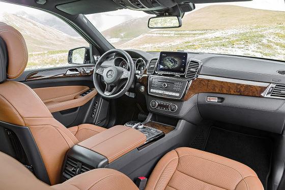 Sitzprobe im dicksten Benz