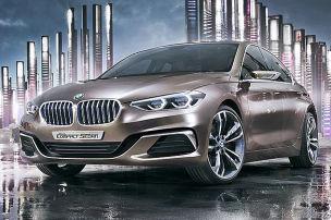 BMW Concept Compact Sedan: Vorstellung