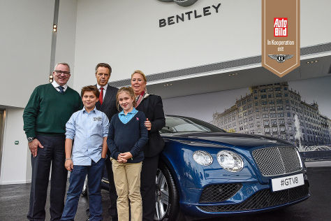 Partneraktion: Build your Bentley