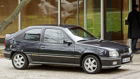 Helmut Schmidt: Sein besonderer Opel