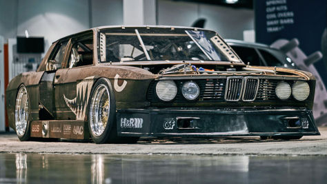 Rusty Slammington: Essen Motor Show 2015