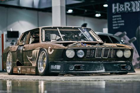"""Essen Motor Show 2015: """"Rusty Slammington"""" ist unkaputtbar"""