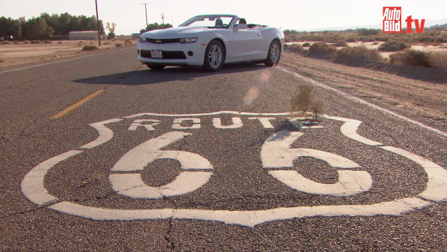 Video Route 66 2015 Autobild De