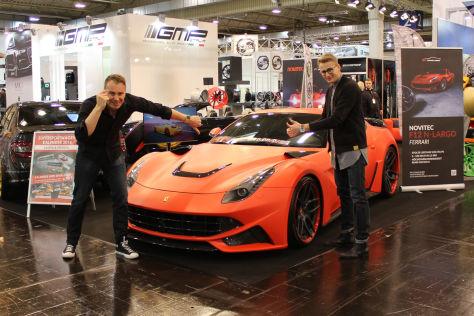 Essen Motor Show 2015: Gefällt uns/Gefällt uns nicht