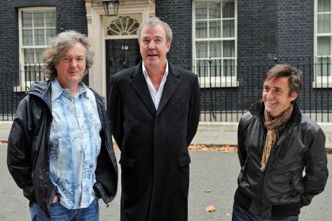 BBC zeigt Top-Gear-Sondersendung