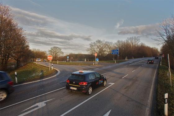 Todesgefahr auf der Autobahn