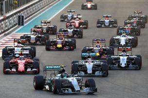Sieg-Hattrick f�r Rosberg