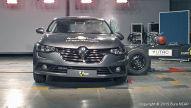 Renault Talisman: Euro-NCAP-Crashtest (2015)