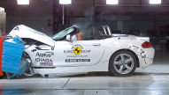 BMW Z4: Euro-NCAP-Crashtest 2015