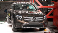 Mercedes GLC: Euro-NCAP-Crashtest (2015)