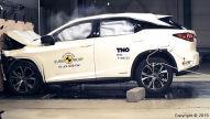 Lexus RX: Euro-NCAP-Crashtest (2015)