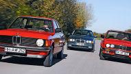 40 Jahre 3er-Vergleich: BMW E21, E30 und E36