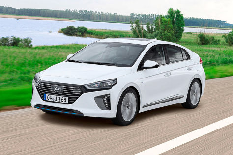 Hyundai Ioniq (Genf 2016): Vorschau