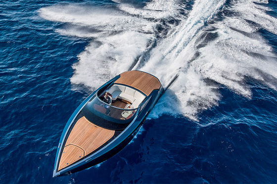 Aston Martin baut Speedboat