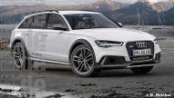 Audi RS 6 allroad (2017): Vorschau