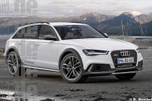 Audi RS 6 im Offroad-Look