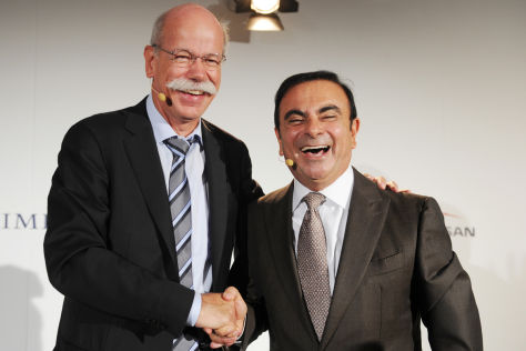 Neuer ACEA-Präsident Zetsche