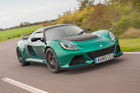 Lotus Exige Sport 350 (2016): Vorstellung