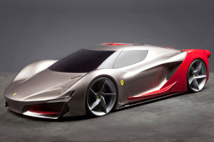 So kommt Ferrari 2040