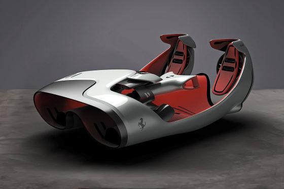 Ferrari für 2040