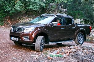 Nissan NP300 Navara im Test: Fahrbericht