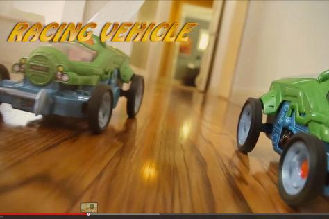 Bug Racer von Mattel