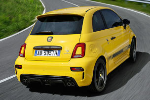 Spa�spender Abarth 595