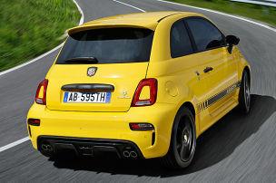 Fiat 595 Abarth Competizione (2016) im Test: Fahrbericht
