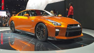 Nissan GT-R Facelift (New York 2016): Vorstellung