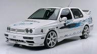 VW Jetta mit Autogramm von Paul Walker verkauft