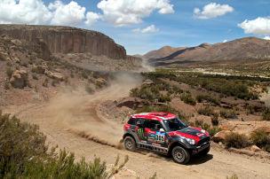Großes Abenteuer in der Wüste