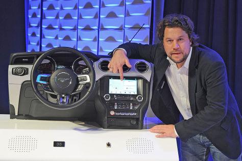 Ford auf der CES 2016