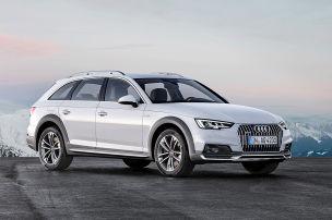 Audi bockt den A4 auf