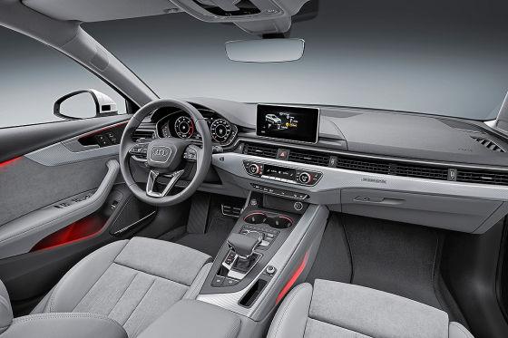 Audi bockt den neuen A4 auf