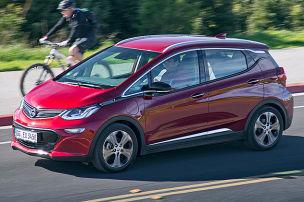 Opel Ampera-e (2017): Fahrbericht